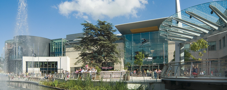 Dundrum Town Centre Retail
